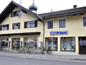 Bank Garmisch Partenkirchen