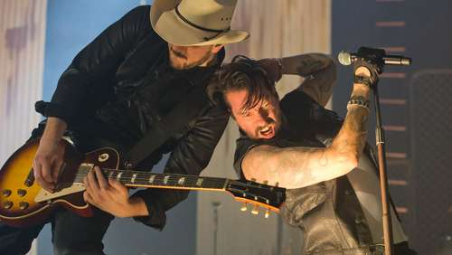 The BossHoss: Aufgesattelt zur Country-Rock-Party