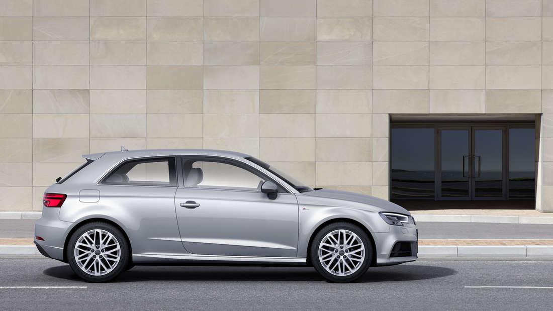 Audi A3 Faclift 2016