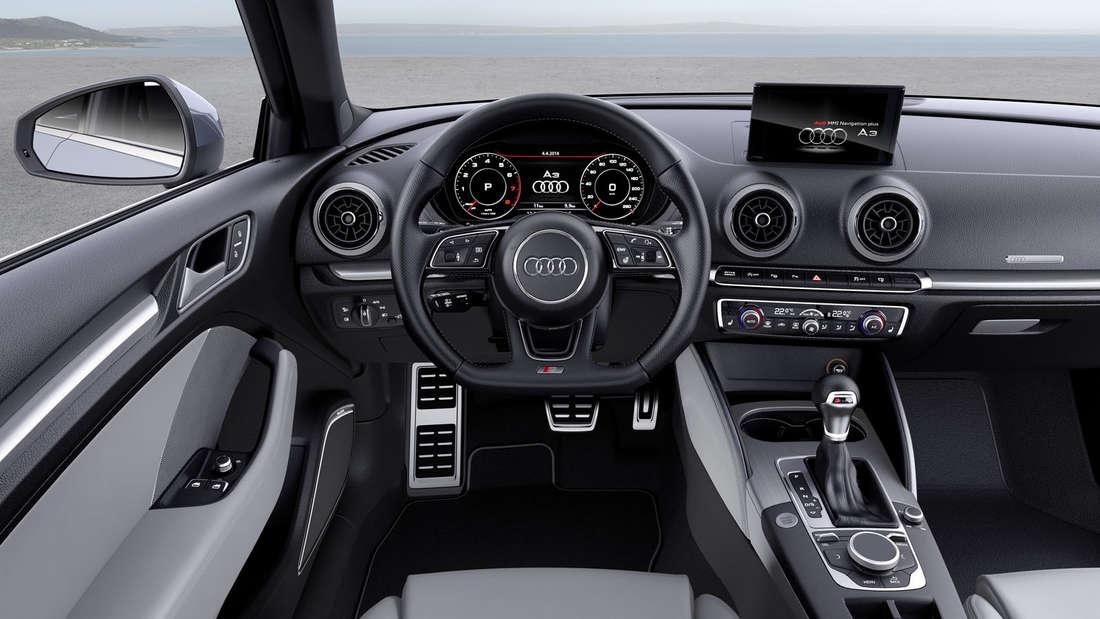 Das ist der neue Audi A3 Facelift 2016