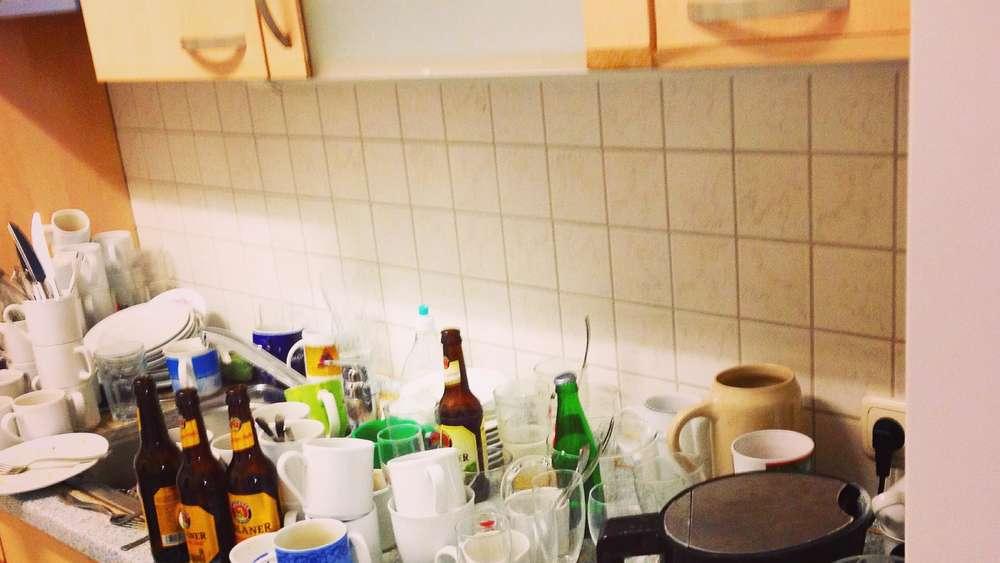 Die Schlimmen Fotos Aus Buro Kuchen Sind Echt Leider Karriere
