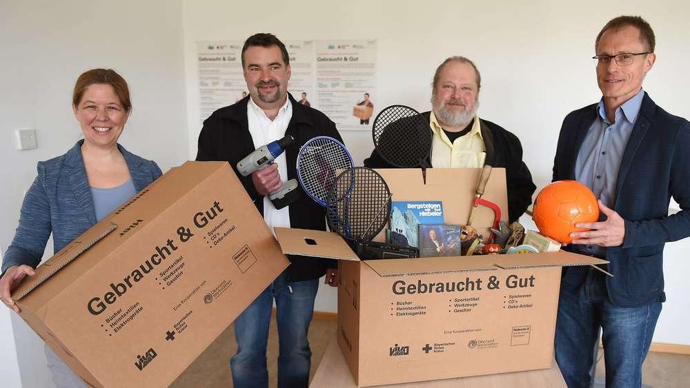 Vivo Aktion Neue Heimat Für Gebrauchte Sachen Miesbach