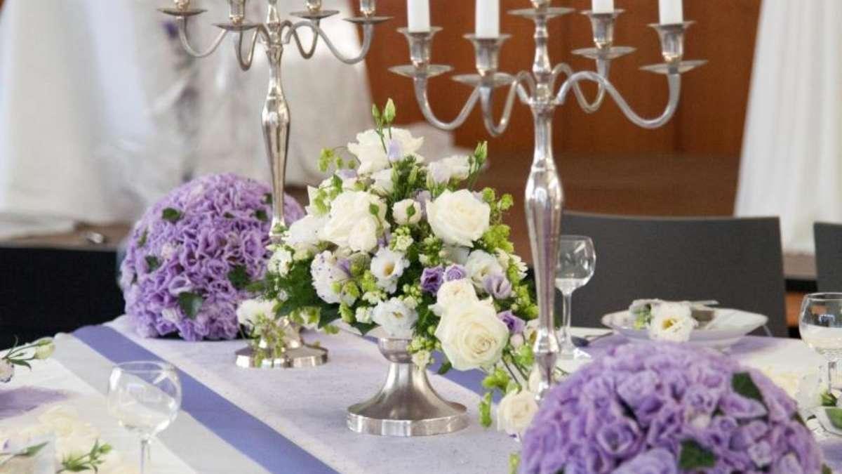 Tipps Zur Floralen Hochzeitsdekoration Leben