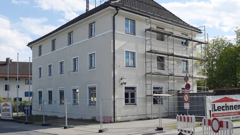 übersicht Landkreis Miesbach Wohnraum Miesbach