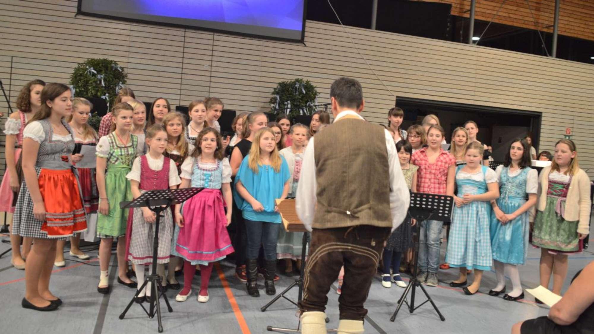 125 Jahre Mädchenrealschule Heilig Blut: Festakt, Jubiläum