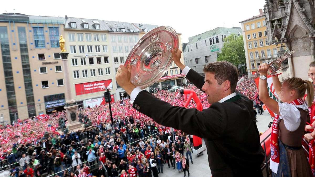München Meisterfeier