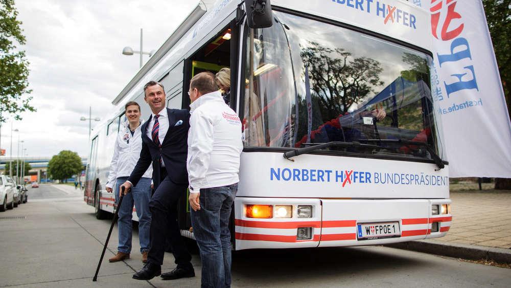 Norbert Hofer Unfall