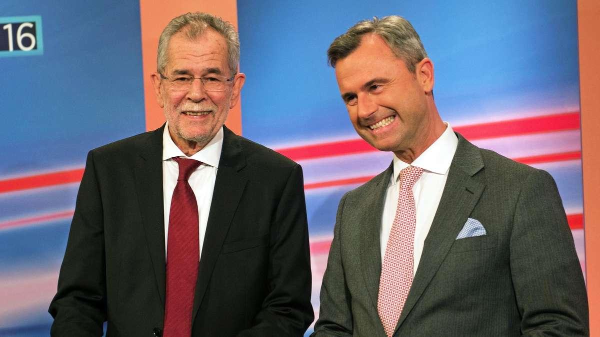 wahl österreich bundespräsident