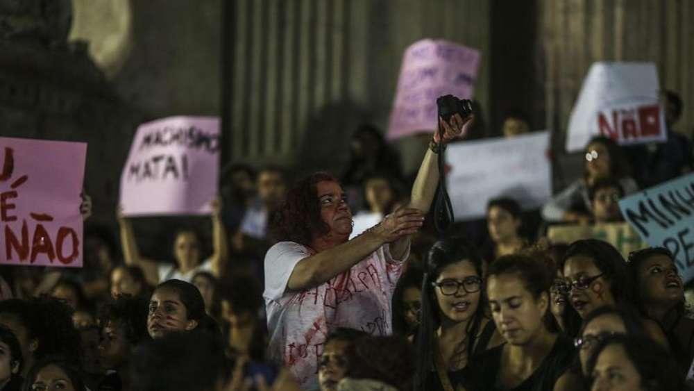 Mädchen von Rio de Janeiro