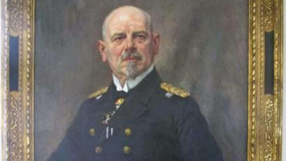 Sch Tze Aus Dem Depot Ein Denkmal F R Admiral Hipper
