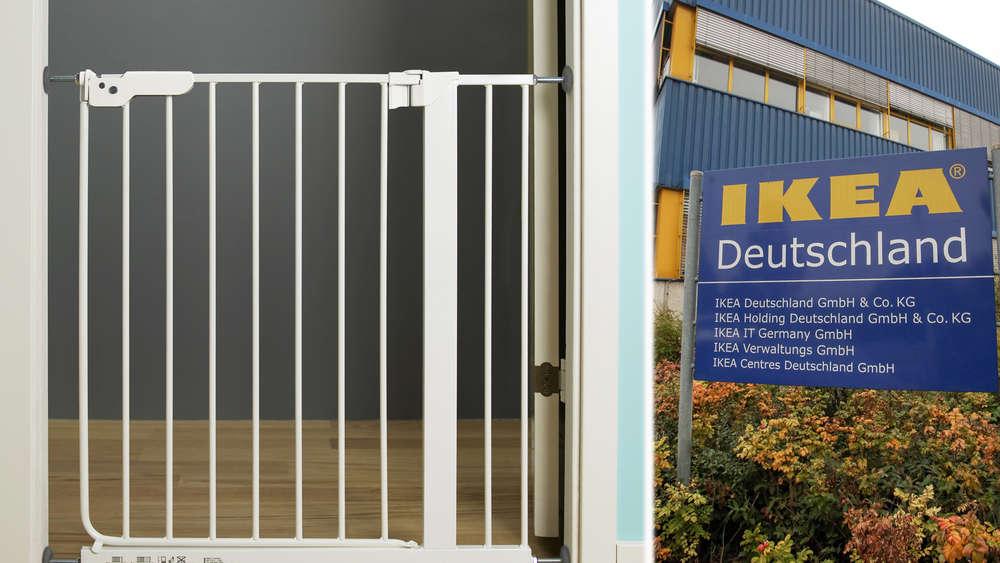 gefahr f r kinder ikea ruft treppengitter patrull zur ck wirtschaft. Black Bedroom Furniture Sets. Home Design Ideas