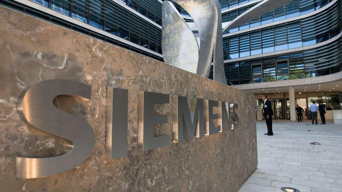 Neue SiemensZentrale in München eröffnet  Wirtschaft ~ Staubsauger Zentrale München