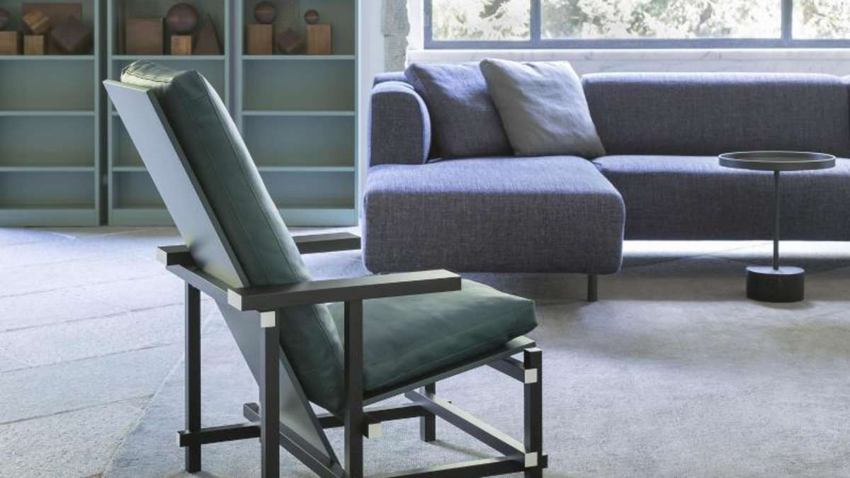einrichtungsideen furs wohnzimmer trend farben, grüne möbel im trend: die farbe der natur fürs wohnzimmer | wohnen, Ideen entwickeln
