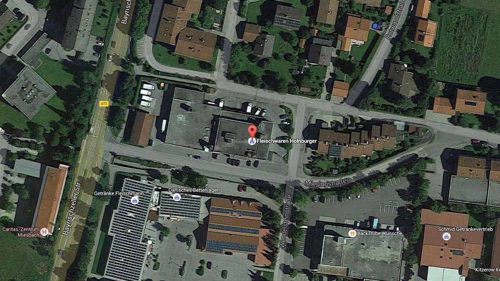 Einbruch bei Metzgerei Holnburger: Bargeld geklaut | Miesbach