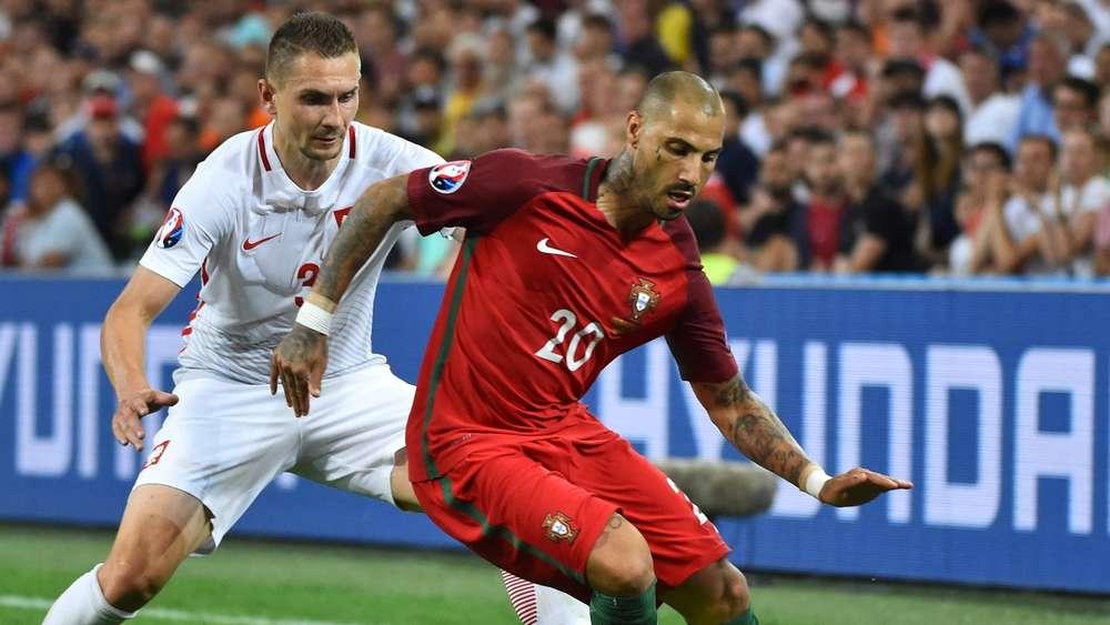 Em Polen Gegen Portugal