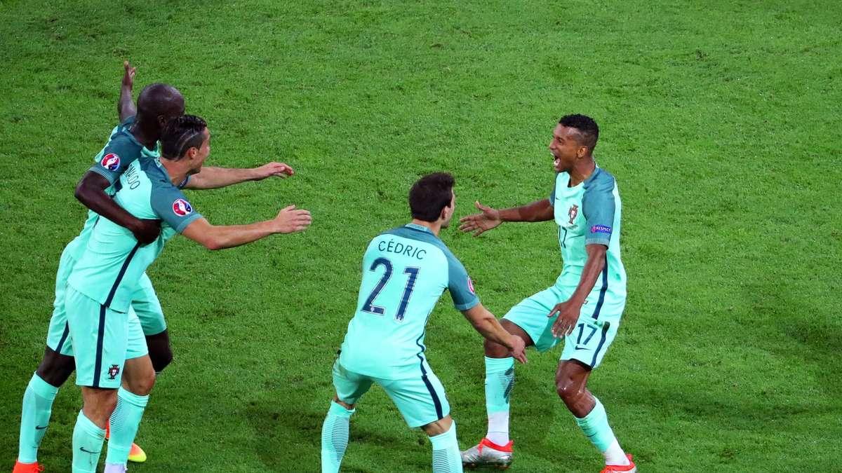 halbfinale portugal wales