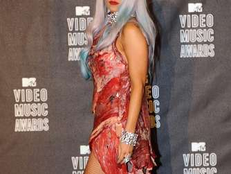 Lady Gaga bei den MTV Music Awards 2010.