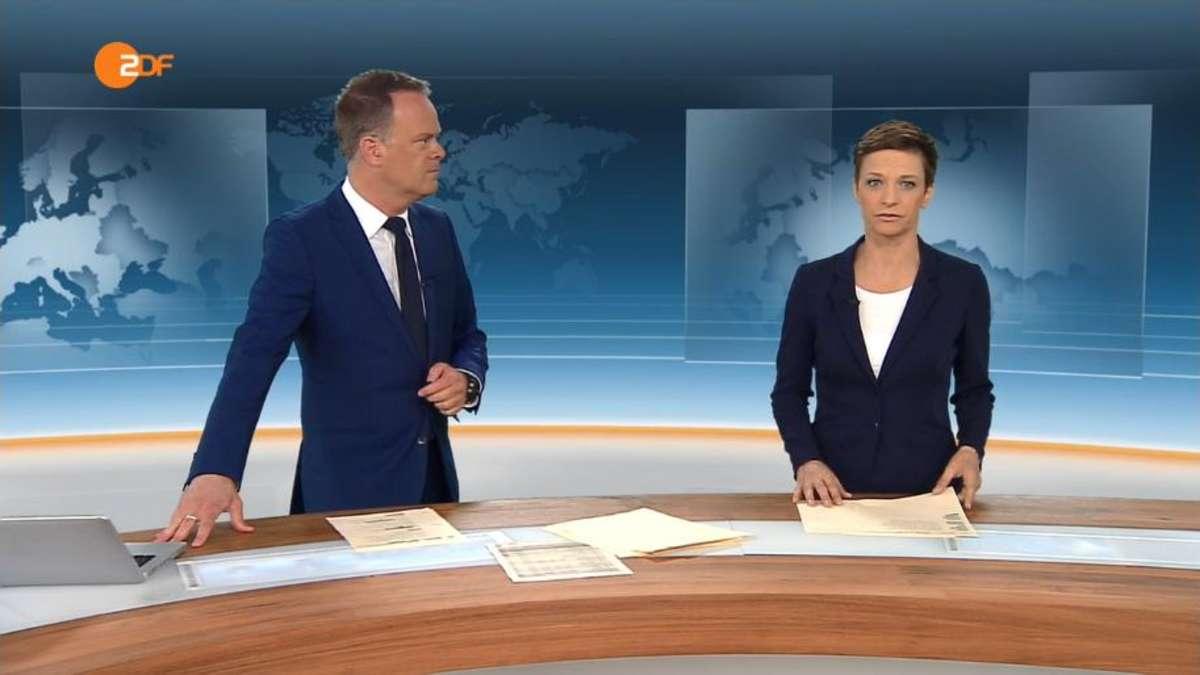 Zdf heute moderatoren verabschieden sich emotional von jana thiel tv for Zdf heute moderatorin