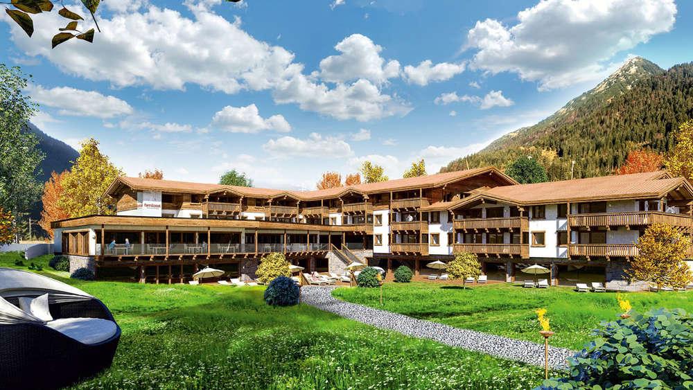 genehmigungsverfahren soll noch heuer abgeschlossen werden familienhotel in bayrischzell nimmt. Black Bedroom Furniture Sets. Home Design Ideas