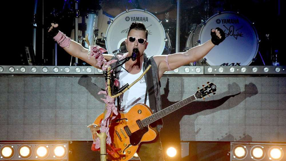Andreas Gabalier live in der Olympiahalle