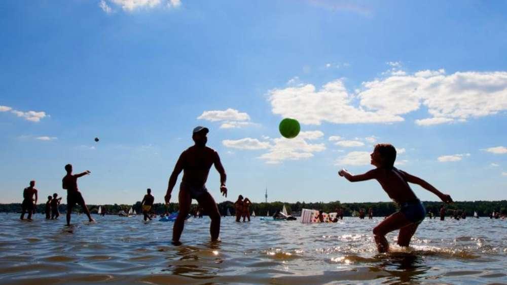 Heißer Sommer Schüttelfrost Kann Sonnenstich Anzeigen Gesundheit