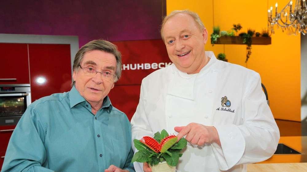 Neue Schuhbeck-Kochshow: Jetzt wird\'s flexitarisch | TV