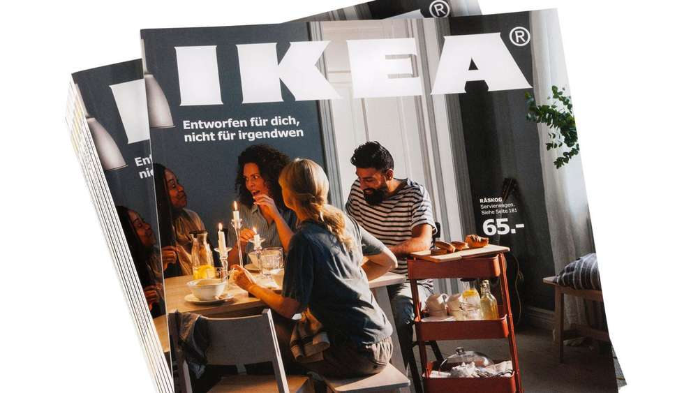 ikea katalog 2017 wird zum magazin wirtschaft. Black Bedroom Furniture Sets. Home Design Ideas