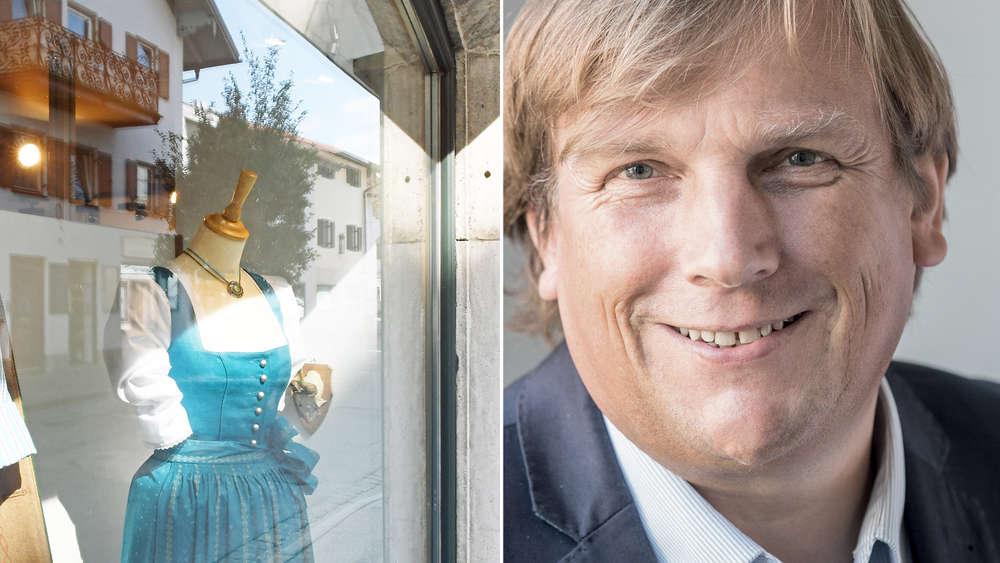 Experte im interview so sollten miesbachs l den aussehen for Laden schaufenster