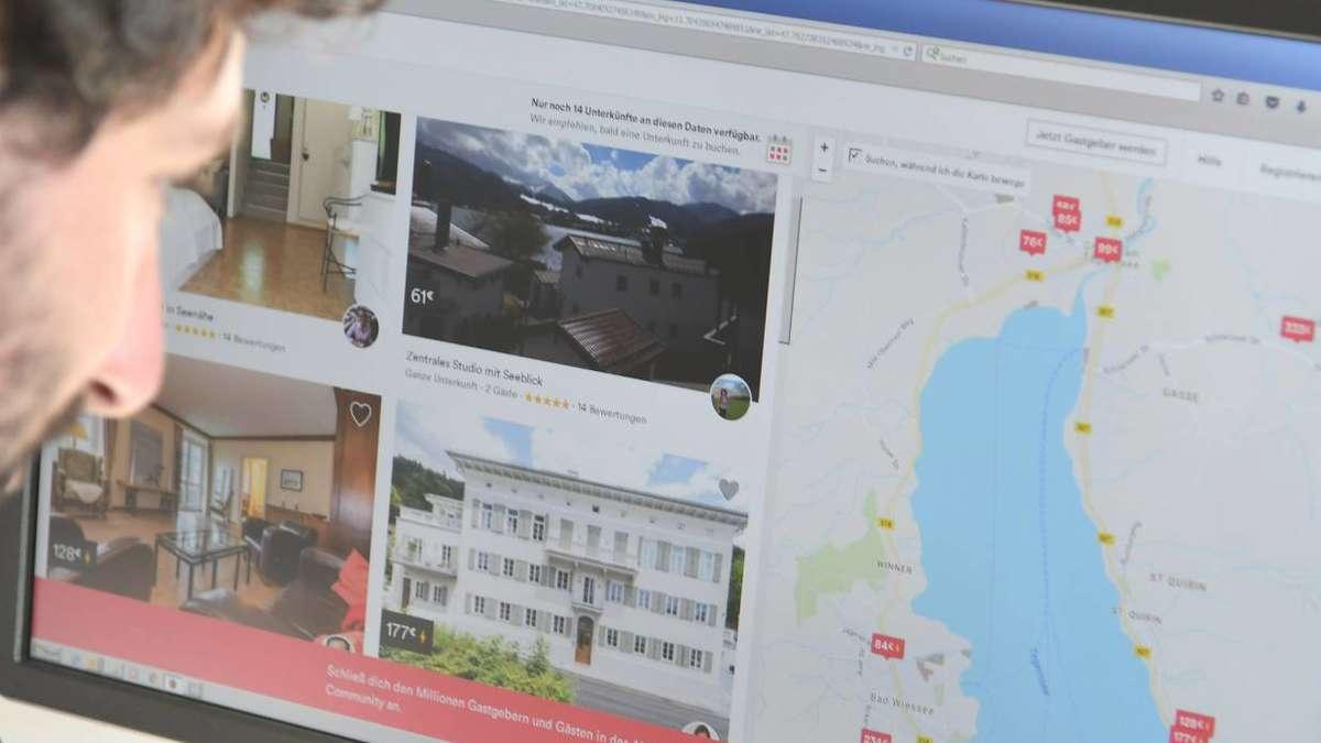 airbnb am tegernsee das bringt 39 s das sagt die ttt tegernsee. Black Bedroom Furniture Sets. Home Design Ideas