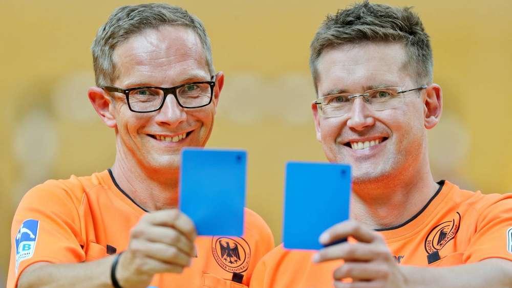Handball Blaue Karte.Neue Saison Diese Handball Regeln ändern Sich Wolfratshausen