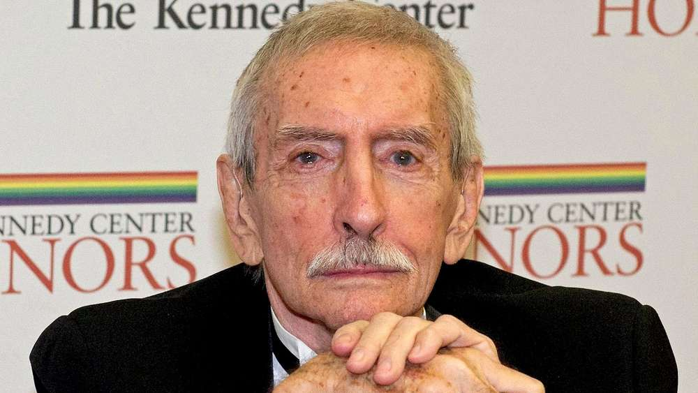 US Playwright Edward Albee dies at 88