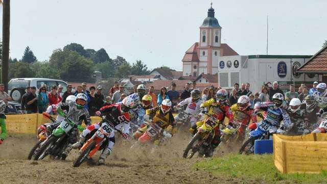 2 Tage Motocross in Reichling