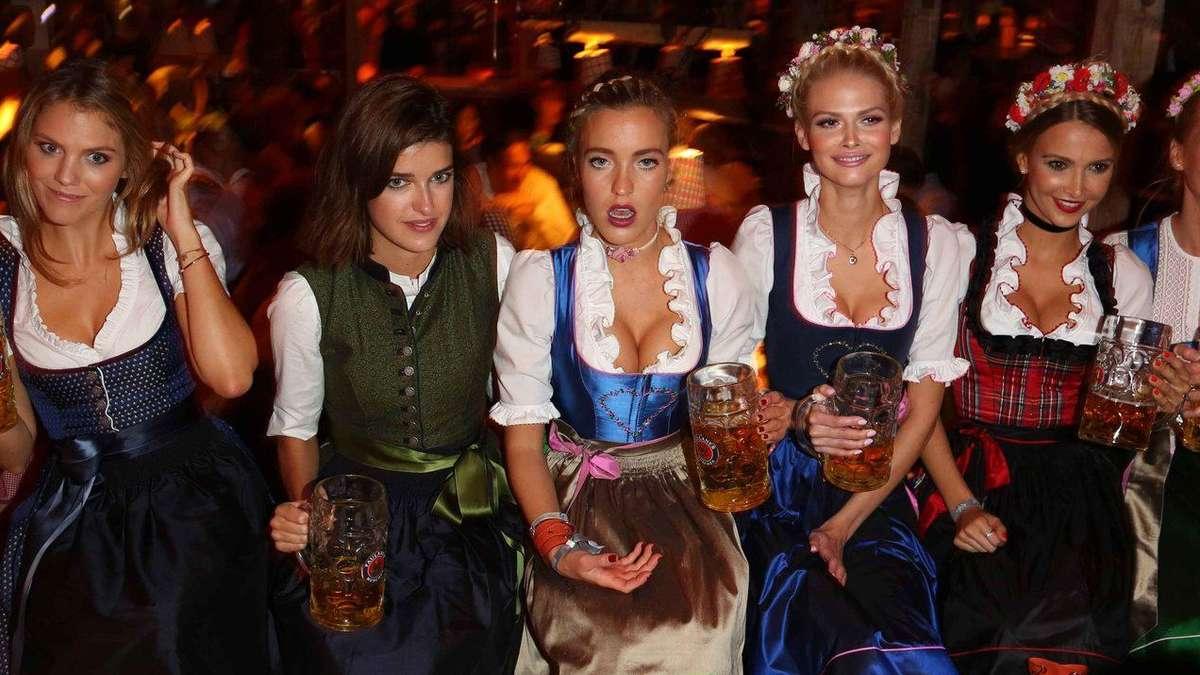 Oktoberfest 2016: So feierten die Wiesn-Promis am Mittwoch | Oktoberfest