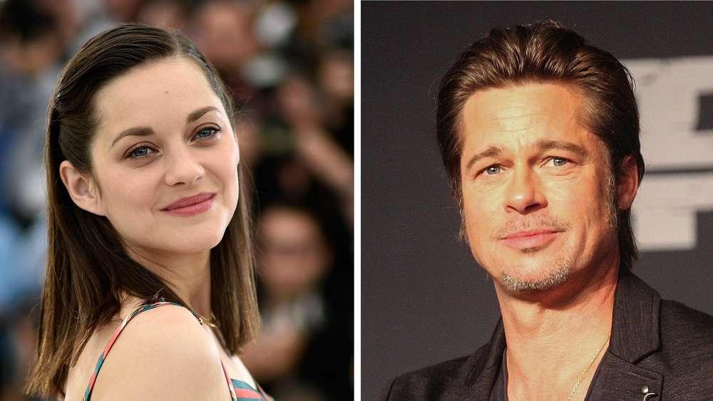 Marion Cotillard äußert Sich Zu Liebesgerüchten Mit Brad Pitt