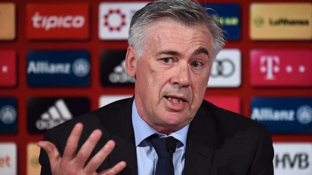 Ancelotti Fc Bayern