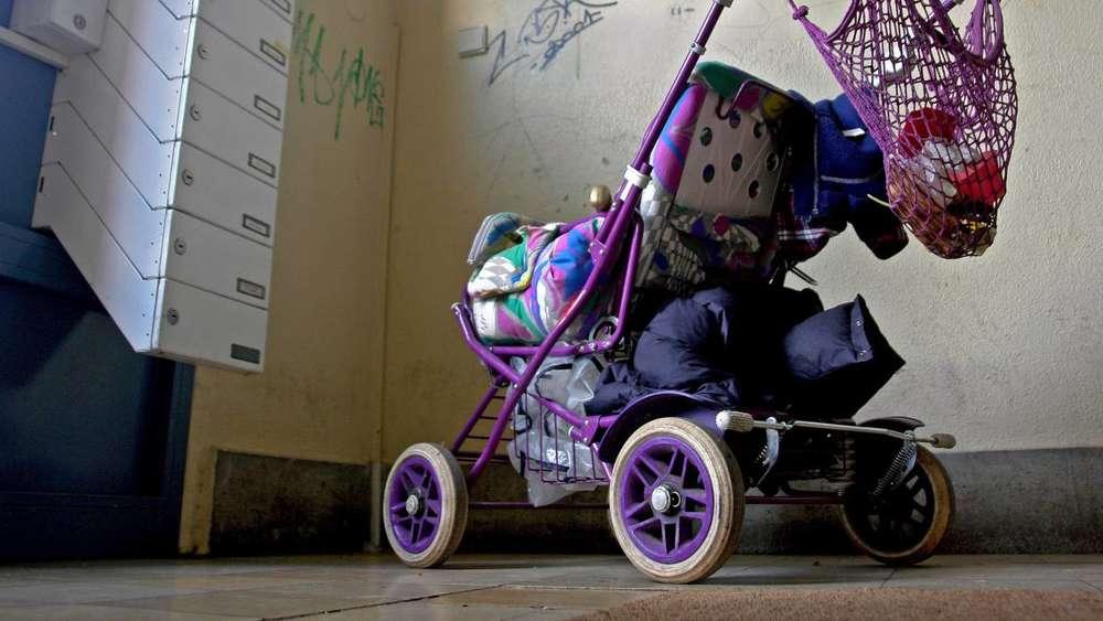 Immer wieder Zoff im Hausflur: Kinderwagen, Fahrrad, Gestank | Wohnen