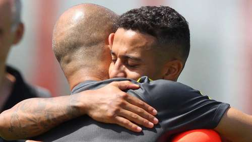 So bricht Thiago mit Guardiola