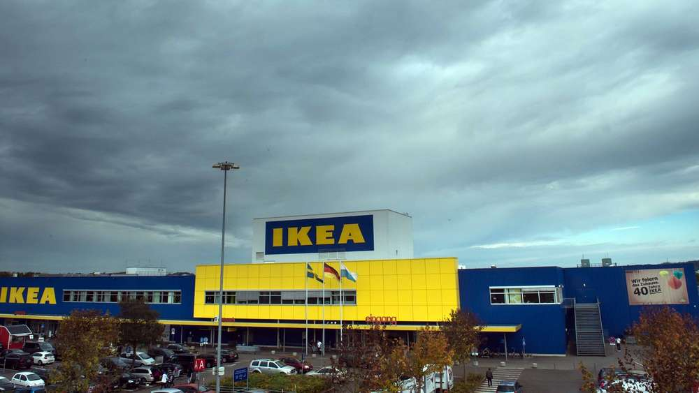 Ikea in Eching