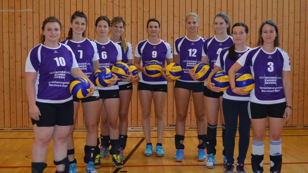 Volleyballerinnen Starten In Saison Region Holzkirchen