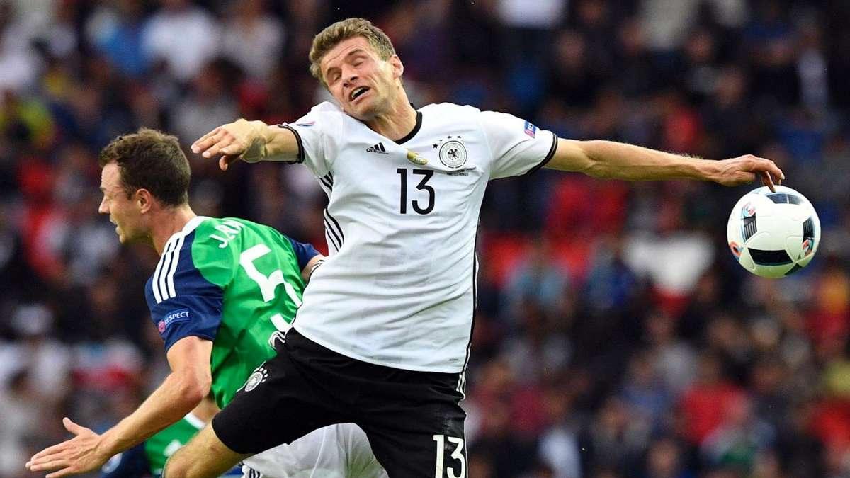 deutschland gegen nordirland
