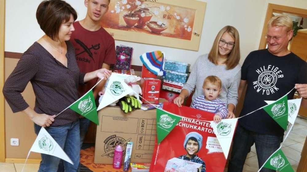 Freising - Familie Ziegltrum und die Aktion Weihnachten im ...