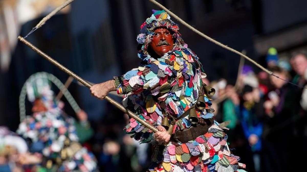 Karneval Bayern