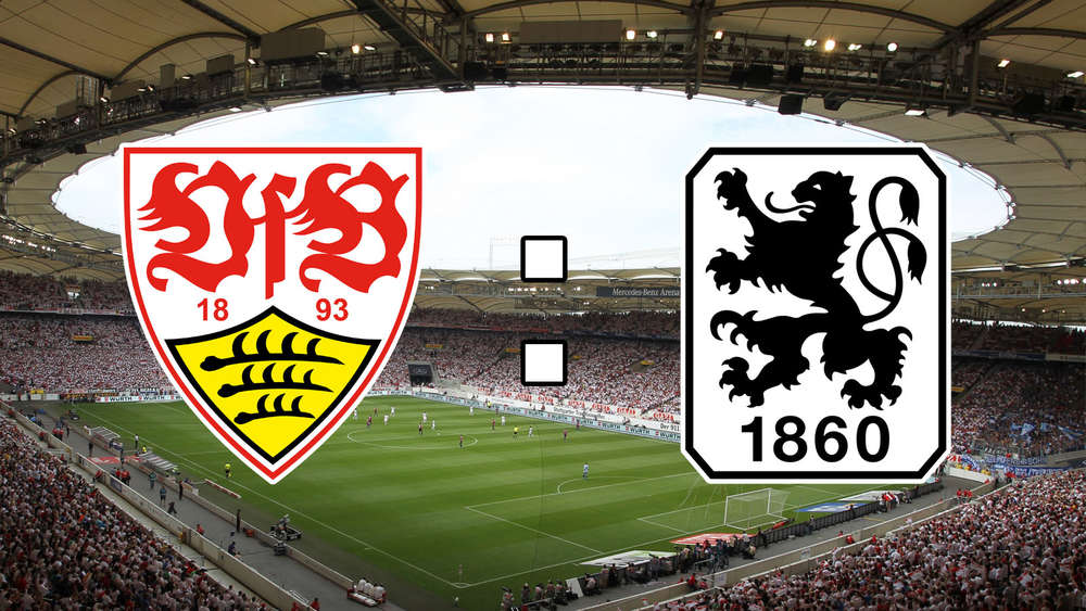 vfb stuttgart gegen tsv 1860 m nchen live ticker der 2 bundesliga tsv 1860. Black Bedroom Furniture Sets. Home Design Ideas