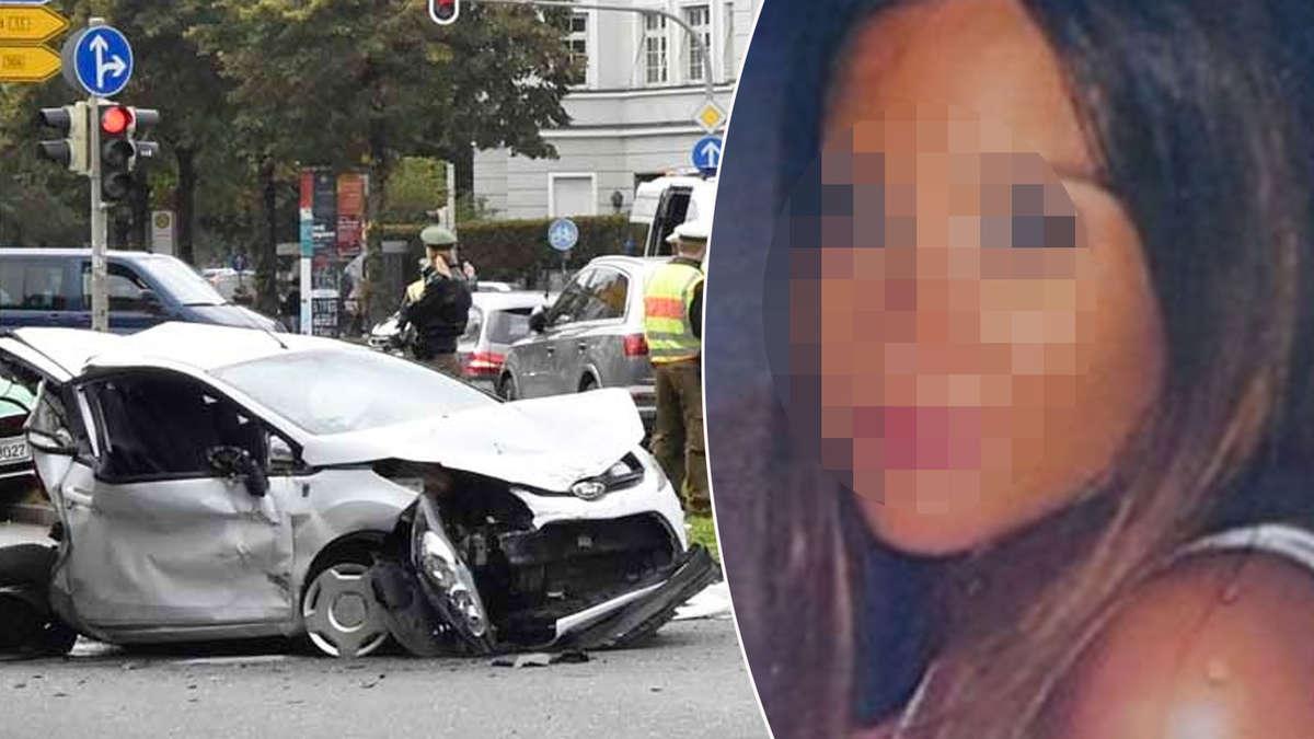 Unfall in der Nymphenburger Straße: Bewegender Abschied von Ruza - Merkur.de