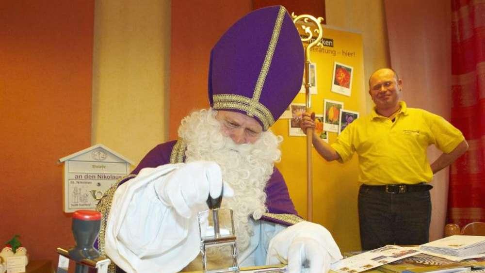 Seit 50 Jahren Schreiben Kinder An Den Nikolaus Leben