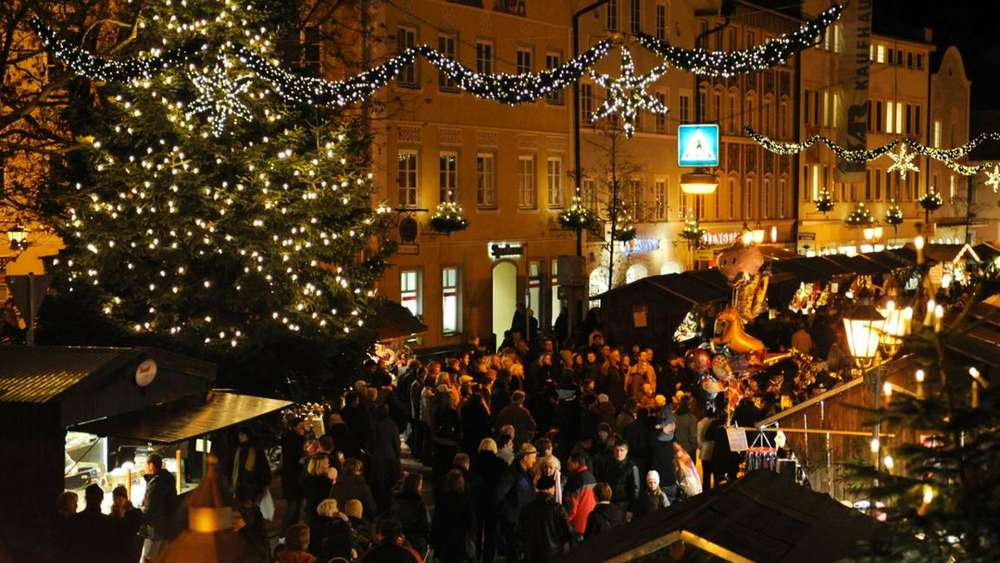 Christkindlmarkt das wird die alternative zum christbaum for Christbaum alternative