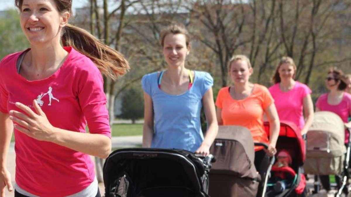 Nach der Geburt wieder fit werden   Gesundheit
