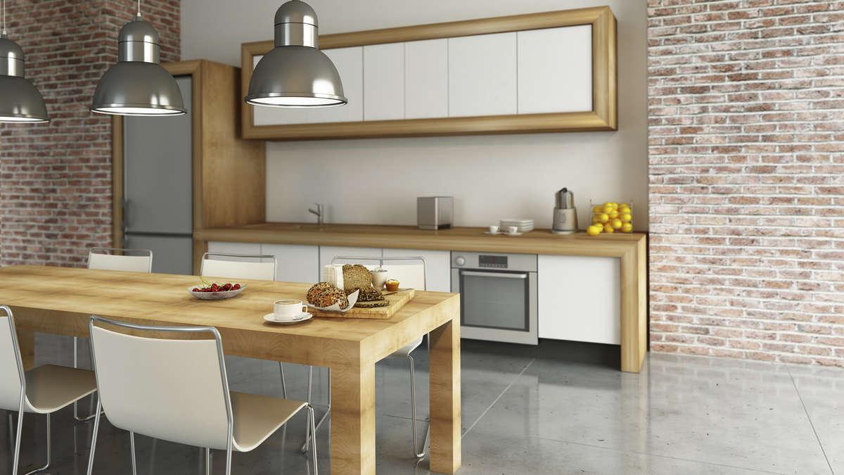 industrial style einrichtung mit fabrik charme wohnen. Black Bedroom Furniture Sets. Home Design Ideas