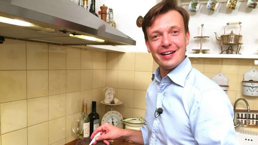 Heute Gehts Los Miesbacher George Bei Vox Sendung Perfektes Dinner