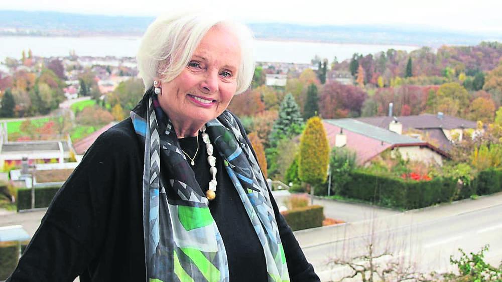 Zum 90 Geburtstag Von Helmut Fischer Die Frauen Sind Auf Den